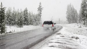Preparing Your Car For Winter: Black Ice